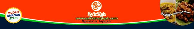Logo Syirkah Aqiqah Surabaya