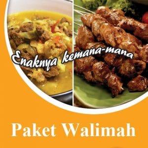 Paket Walimah