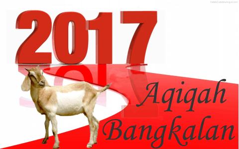 Aqiqah Bangkalan 2017