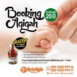 Booking Aqiqah Surabaya